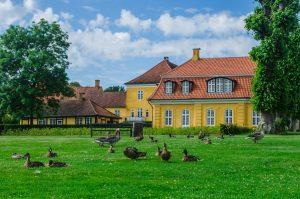 Kloster in Sorø